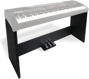 Estante de Piano Digital Alesis Coda Piano Stand
