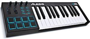 Teclado Controlador Alesis V25 USB 25 Teclas