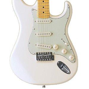 Guitarra Stratocaster Tagima TG 530 Woodstock Séries White