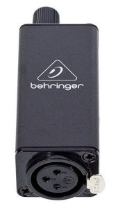 Pré Amplificador Behringer Powerplay PM1 Personal In-Ear Monitor Beltpack