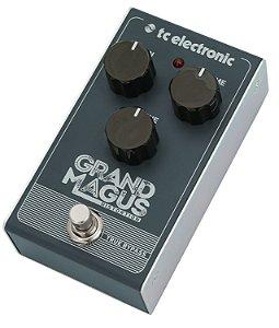 Pedal de Efeitos TC Electronic Grand Magus Distortion para Guitarra