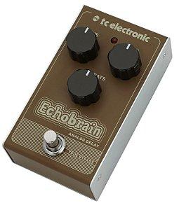 Pedal de Efeitos TC Electronic Echobrain Delay para Guitarra