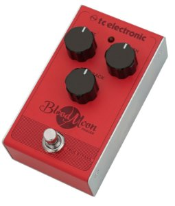 Pedal de Efeitos TC Electronic Blood Moon Phaser para Guitarra
