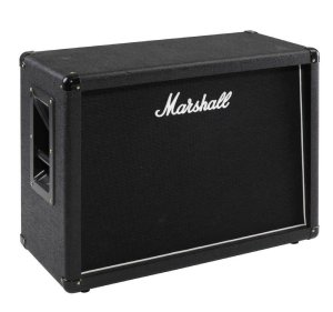 Gabinete Marshall MX212 Extension 160W 2x12 para Guitarra