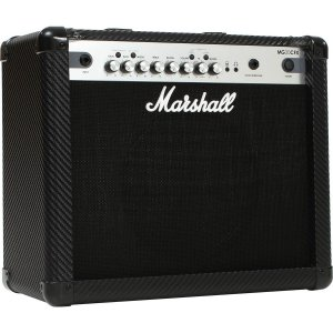 Caixa Amplificada Marshall MG30CFX 30W 1x10 MG Series para Guitarra