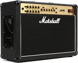 Caixa Amplificada Marshall JVM205C 50W 2x12 para Guitarra