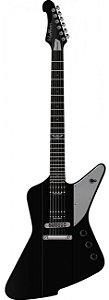 Guitarra Washburn Parallaxe PXZ200B Priestess Black com Bag