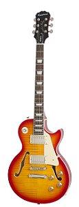 Guitarra Semi-Acústica Epiphone Les Paul ES Pro