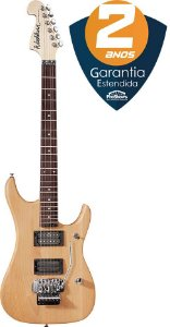Guitarra Washburn N2 Nuno Bettencourt Signature com Capa