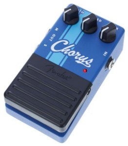Pedal de Efeito Fender Chorus Competition Series
