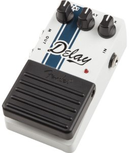 Pedal de Efeito Fender Delay Competition Series