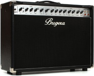 "Caixa Amplificada Bugera 6262-212 Infinium 2x12"" 120w para Guitarra"