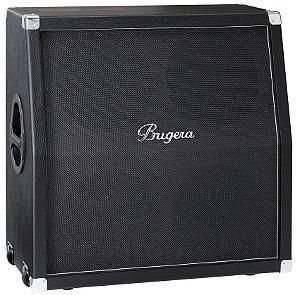 """Caixa Acústica Bugera Angulada 412H-BK 4x12"""" 200w para Guitarra"""