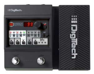 Pedaleira Digitech Element XP Multi-Efeitos