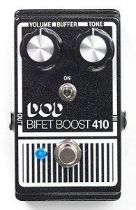 Pedal de Efeitos DOD Bifet Boost 410 para Guitarra
