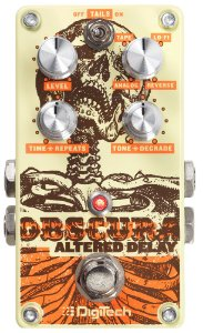 Pedal de Efeitos Digitech Obscura Altered Delay para Guitarra