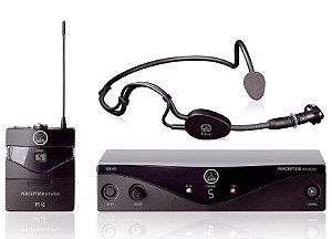Microfone Sem Fio AKG PW 45 Sport Set Headset