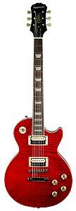 Guitarra Epiphone Les Paul Standard Slash Rosso Corsa com Case