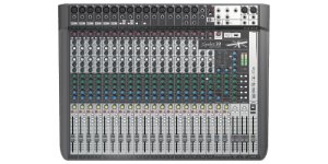 Mesa De Som Soundcraft Signature 22 Mtk Multi-track USB.
