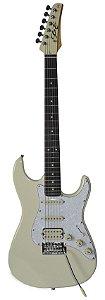 Guitarra Seizi Stone Ivory C/ Capa - Cream