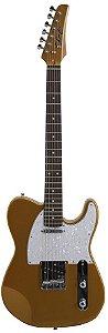 Guitarra Telecaster Seizi Televison com Capa