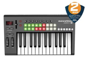 Teclado Controlador Novation Launchkey 25 USB 25 Teclas