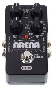 Pedal de Efeitos TC Electronic Arena Reverb para Guitarra