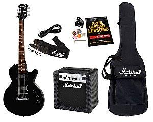 Kit Com Guitarra Marshall MGAP