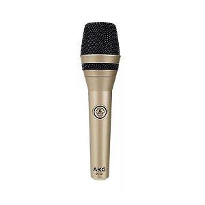 Microfone AKG D5 LX Dinâmico Supercardioide