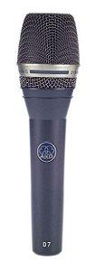 Microfone AKG D7 Dinâmico Supercardioide