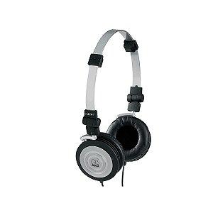 Fone de Ouvido Profissional AKG K414P On Ear