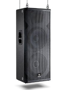 """Caixa Acústica Passiva JBL MRX625 Dual 15"""" 800w"""