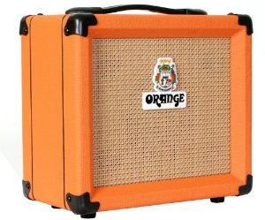 Caixa Amplificada Orange Crush PiX CR12L 12W 1x6 para Guitarra