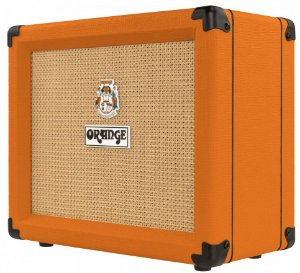 Caixa Amplificada Orange Crush PiX CR20L 20W 1x8 para Guitarra