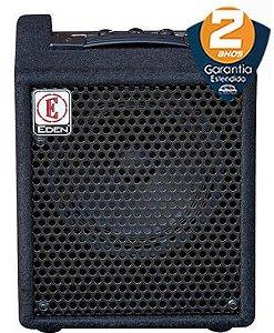 Caixa Amplificada Eden EC10 Bass Combo 50w 1x10 para Contrabaixo