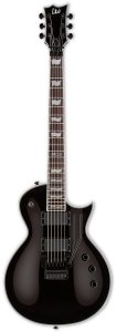 Guitarra ESP LTD EC401FR EMG Black com Floyd Rose