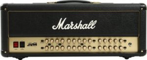 Cabeçote Marshall JVM410HJS Joe Satriani Signature 100W para Guitarra