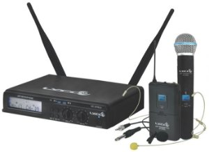 Microfone sem Fio Lyco UHXPRO-02 MHLI