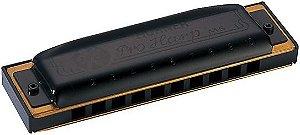 Gaita Diatônica Hohner Pro Harp 562/20