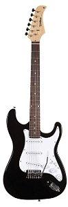 Guitarra Stratocaster Waldman Street ST-111 Share Tweet Black