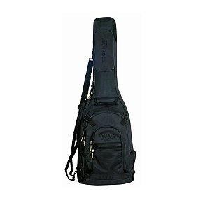 Capa Rockbag RB 20459 B Crosswalker para Violão Folk