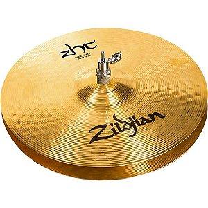 Prato Chimbal Zildjian ZHT 14 RTHB 14 Rock Hi-Hats