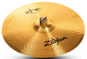 "Prato de Ataque Zildjian Zht 16 MTC 16"" Medium Thin Crash"