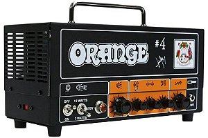 Cabeçote Valvulado Orange Signature #4 Jim Root Terror 7/15W para Guitarra