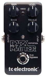 Pedal de Efeitos Tc Electronic Dark Matter Distortion