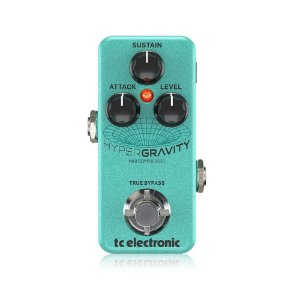 Pedal de Efeitos Tc Electronic Hypergravity Mini Compressor