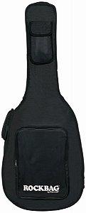Capa Rockbag RB 20528 B Basic Line para Violão Clássico