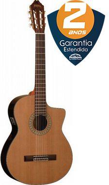 Violão Eletro-Acústico Washburn C104SCE Classical Acoustic