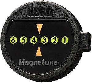 Afinador Magnetico Digital Korg MG-1 Magnetune