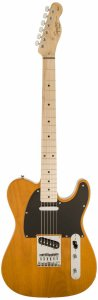 Guitarra Telecaster Fender Squier Affinity MN Butterscotch Blonde